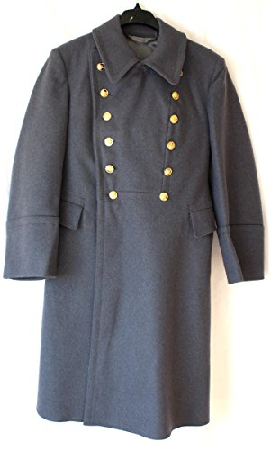 Soviet USSR Russian Military Army Oficer parade Wool - Soviet Military Overcoat