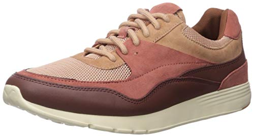 Cole Haan Cole Haan Women's Grand Crosscourt LT Sneaker, Mocha Mousse, 6 B US from Amazon | Daily Mail