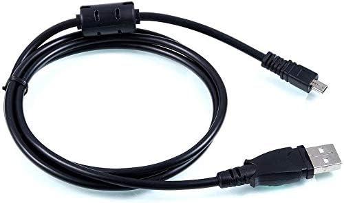 L830 8Pin L28 L810 D750 L820 D5200 L620 L340 D7200 B500,L110 L120 L310 AMGUR Camera Data Cable Replacement UC-E6 Nikon USB Date Cable A10 D5500 L330 for Nikon Coolpix L26 L840 D7100