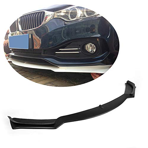 MCARCAR KIT Front Bumper Lip fits MW 4 Series F32 F33 F36 418i 420i 428i 435i 440i Base 2Door 4Door 2014-2018 Customized Fiberglass FRP Chin Spoiler Splitter Protector