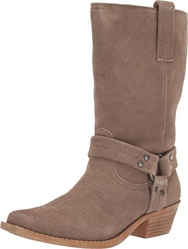 Dingo Women's Taupe 8 B US - Footwear Taupe Calf