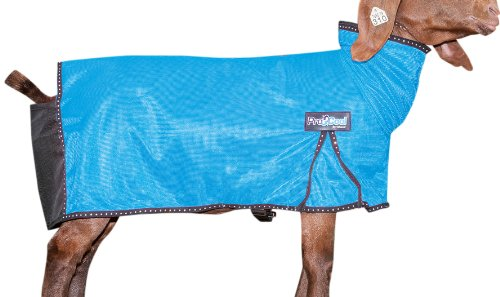- Weaver Leather Livestock ProCool Mesh Goat Blanket with Reflective Piping