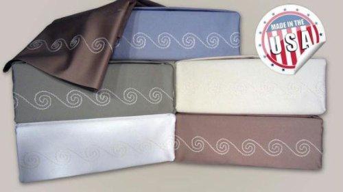 300TC SWIRL 736425461255 300TC SWIRL SHE - 300tc Swirl Sheet Set Shopping Results