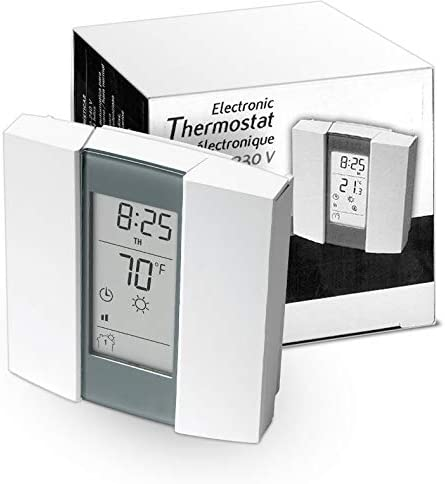 gaixample.org Building Supplies Thermostats TH232 Aube Switchable ...