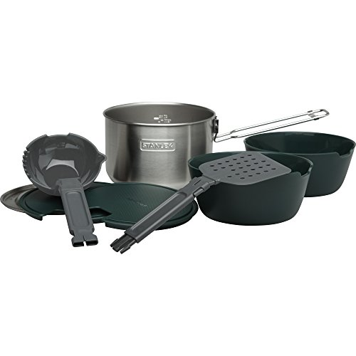 Stanley Adventure Prep and Cook Set, Stainless Steel