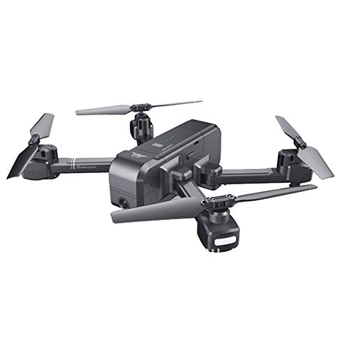 MOZATE SJ R/C Z5 GPS 1080P Wide-Angle Camera WiFi FPV RC Drone Quadcopter +Backpack (Black) by MOZATE (Image #1)