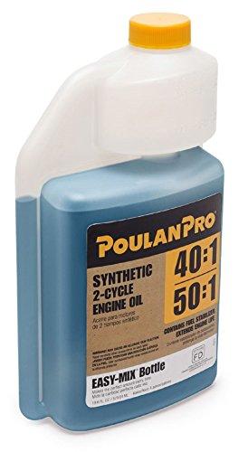 (Poulan Pro 19.6 oz Synthetic 2-Cycle Oil)