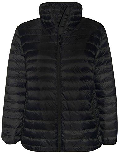 SportCaster Women's Pulse Plus Size Packable Down Jacket (1X, ()