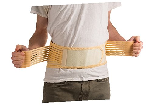 Ziraki Adjustable Lumbar Support Trainer