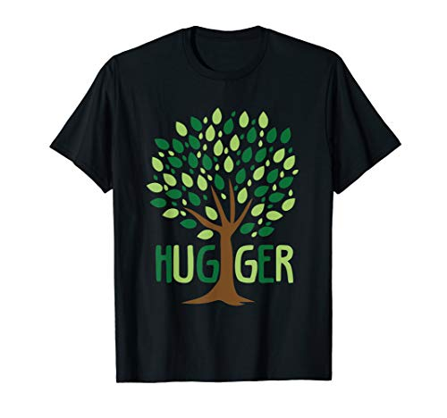 (Tree Hugger T-Shirt Planting Trees Eco Friendly Tee)