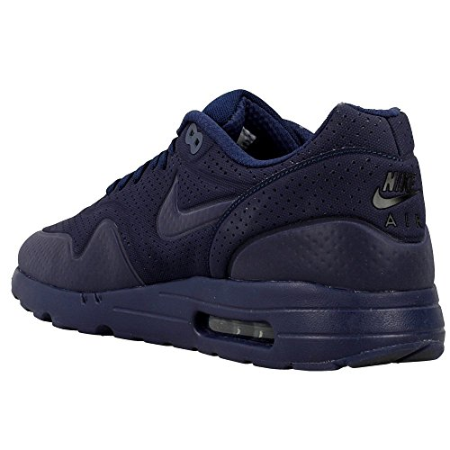 Homme Moire Max Noir blk midnight Ultra Air Navy 1 Nike top Mid Low Navy Sneaker Bleu U8wIq5
