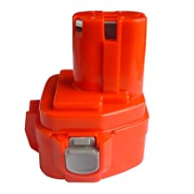 Superb Choice 12V Power Tool Battery for MAKITA 193138-9 193981-6 638347-8 638347-8-2 PA12