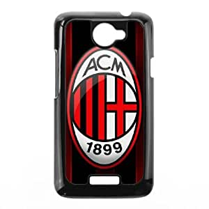 AC Milan HTC One X Cell Phone Case Black S4747692