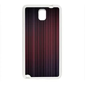 Aesthetic line pattern fashion phone case for samsung galaxy note3