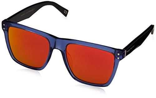 Sunglasses Marc Jacobs 119 /S 0274 Blue Havana / UZ red mirror - Red Marc Jacobs Sunglasses