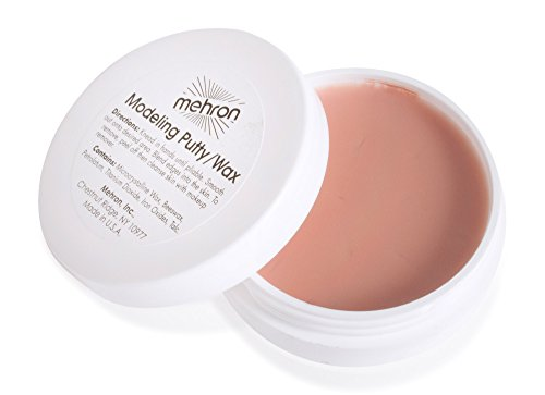 Mehron Makeup Professional Modeling Putty/Wax (1.3 oz)