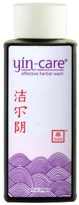 Yin Care Herbal Wash (Original) LARGE - 256ml (Best Steroid Cream For Lichen Sclerosus)