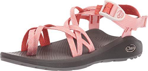 (Chaco Women's Zcloud X2 Sport Sandal, Espiga Peach, 11 M US)