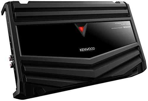 Kenwood KAC-7406 CAR Audio 800W WATT 4/3 Channel Power AMP A