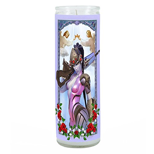 Widowmaker Overwatch Prayer Candle