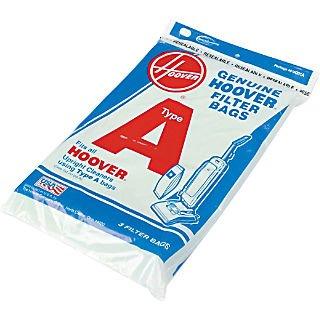 Amazon.com: Bolsas Hoover aspiradora de recambio; para C1403 ...