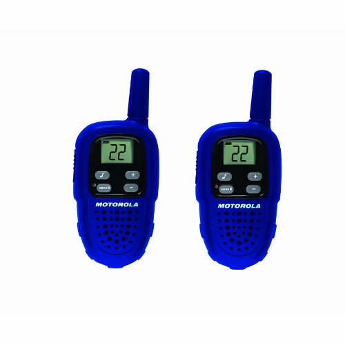 Motorola FV300 2-Way Radio, Pair, Outdoor Stuffs