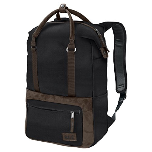 Jack Wolfskin Tuscon Pack Rucksack, Black For Sale