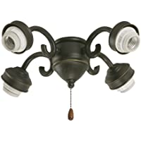 Emerson Ceiling Fans F490VNB 4-Light Transitional Fitter in Venetian Bronze