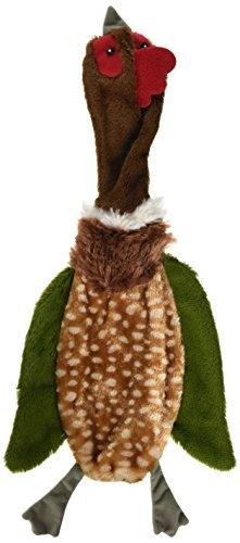 (Ethical Pets Skinneeez Crinklers Bird Dog Toy, 23-Inch)
