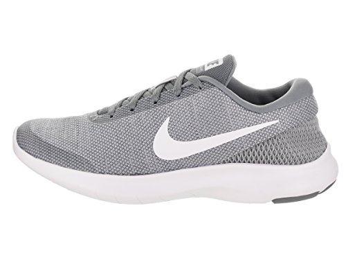 W Basses Sneakers RN Wolf Femme Grey Grey 001 Flex NIKE Cool Experience 7 Gris White dnYt1q