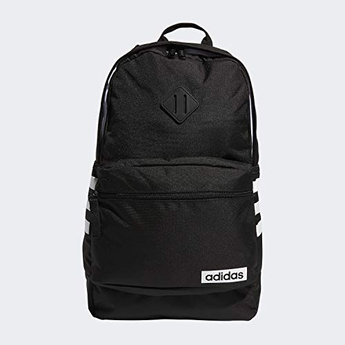adidas Classic Backpack Black White product image