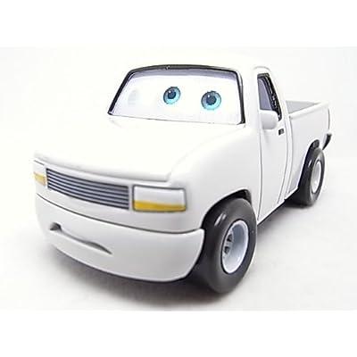 Disney / Pixar CARS Movie 155 Die Cast Car with Lenticular Eyes Series 2 Duff Wrecks: Toys & Games