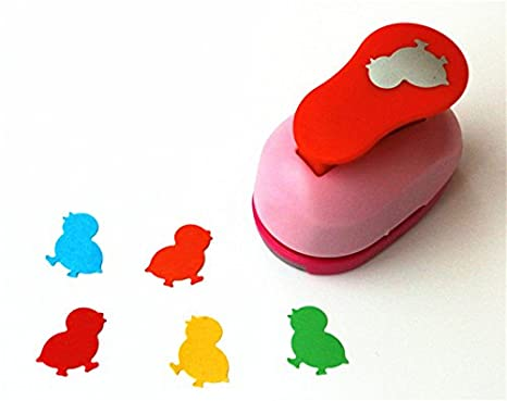 Elephant CADY Craft Punch 1-Inch Paper Punches