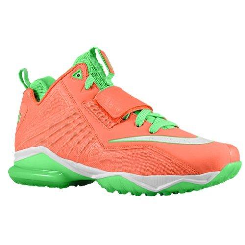 Nike Mens Zoom Cj Trainer 2 Arancione Turf Scarpe 643258 803 Taglia 8