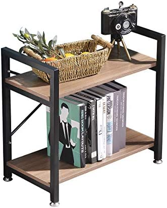 BENOSS Industrial Style Bookcases Furniture