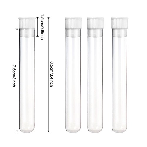 Test Tubes With Lids