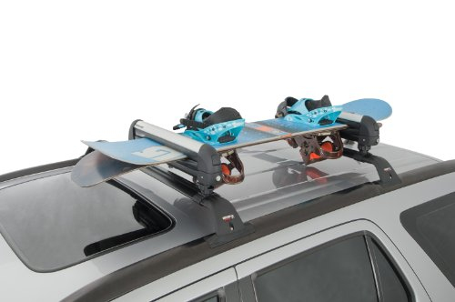 Rhino Rack Universal Ski Arm Carrier, 4 Pair
