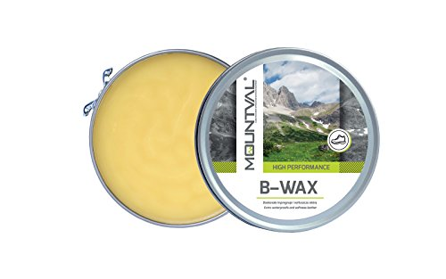 (Mountval B-Wax, Waterproofing Wax For Leather Shoes And Boots Based On Natural Beeswax)