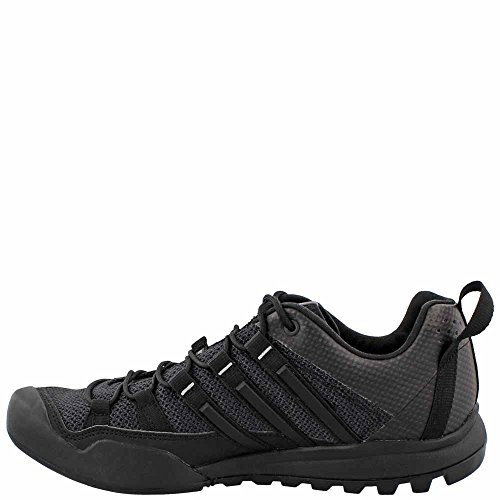 Ax Black Solid Men's Charcoal Dark Hiking Grey Outdoor Grey adidas Shoe 2 SEAvwq8qx