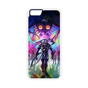 iPhone 6 4.7 Inch Cell Phone Case White The Legend of Zelda Majora's Mask K2X5UV
