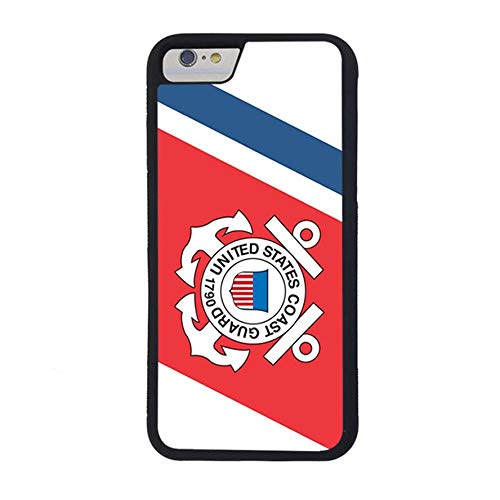- Angvander United States Coast Guard Phone case Compatible iPhone 7, Cool The Guard case Compatible iPhone 8   Snap On   Tough USCG Plastic Case Compatible iPhone 7 / iPhone 8