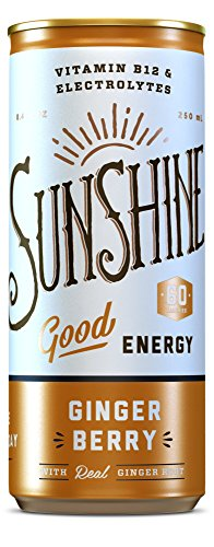 Legendary Sunshine - 8.4 oz Can: Case of 24 Cans