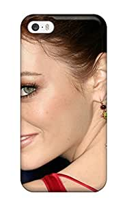 Perfect Emma Stone In Zombieland Case Cover Skin For Iphone 5/5s Phone Case