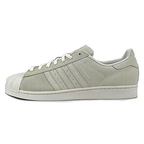 on sale e5045 ce246 ... Adidas Mens Superstar Rt Original Chaussure De Basket Blanc