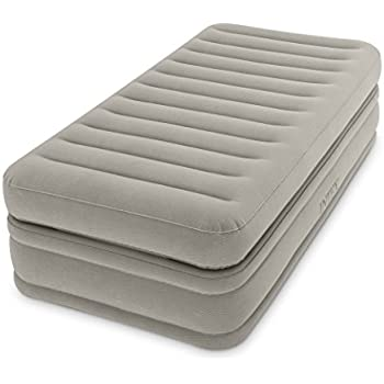 Amazon Com Intex Supreme Air Flow Airbed With Built In