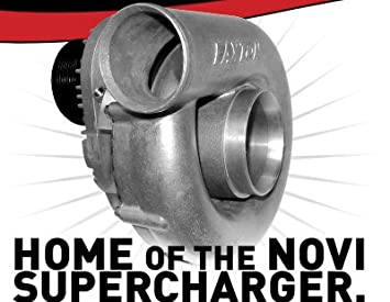 PAXTON VORTECH FORD MUSTANG NOVI 1000 SUPERCHARGER