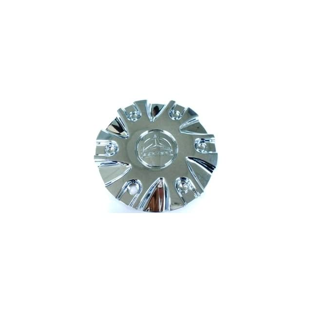 Bentchi B13 Chrome Center Cap CS418 2P