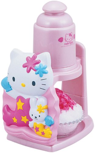 Hello Kitty Electric Snow Cone Maker DIS-1254KT