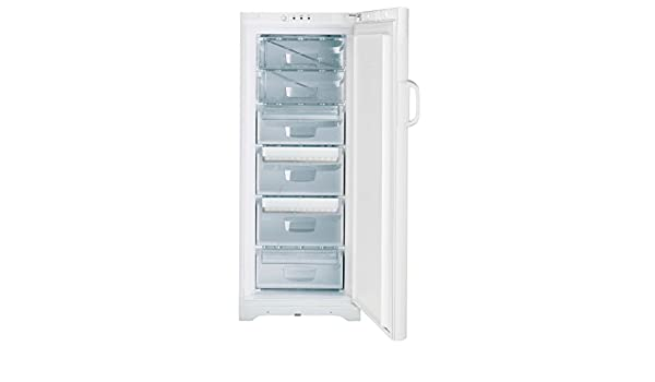 Indesit UIAA 10 Independiente Vertical 194L A+ Color blanco ...