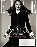 Elle Magazine November 2018 | Keira Knightley Cover – Women in Hollywood